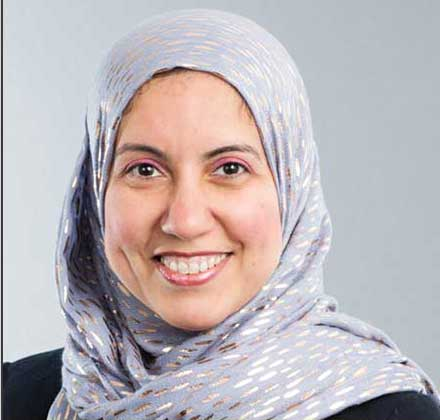 Noha Amin – Women in Technology – Winner