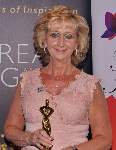 Gill Smallwood Lifetime Achievement Hall of Fame 19