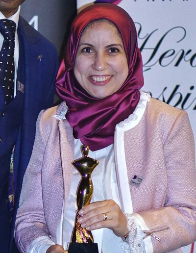 Noha Amin Women in Tech Hall of Fame 19