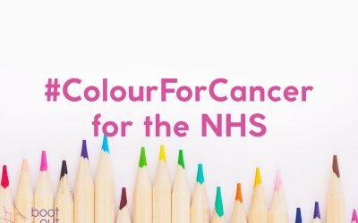 #ColourForCancer NHS Fundraising