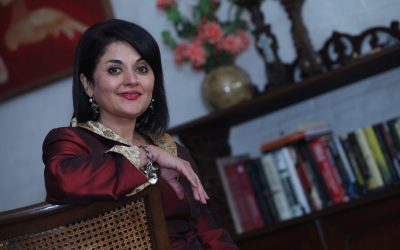Introducing Our Ambassador- Lady Kishwar Desai